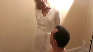 Incredible homemade Fetish, Cumshots porn video