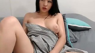 Asian Amateur Babe Live Cam