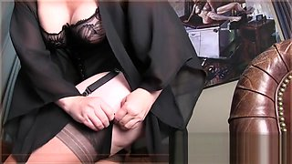 Mistress T Stockings
