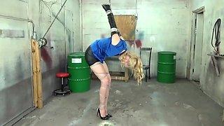 Ariel Gagged With Her Own Panties - Joceline Brook Hamilton