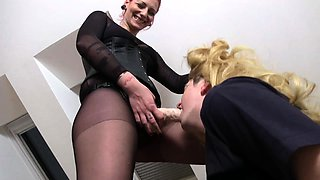 Extreme Humiliation of Slaves