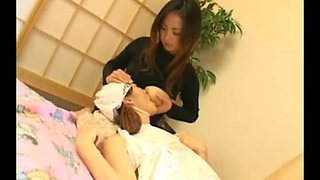 Jap legal age teenager breastfeeding milk breasts