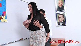 Deprived Teachers Part 3 - Pamela Rios