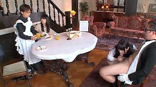 Exotic Japanese girl in Horny Fetish, Stockings JAV clip