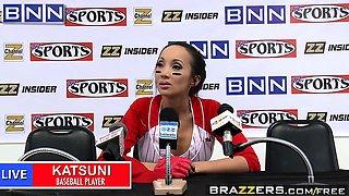 Brazzers - Big Tits In Sports -  Fuck The Fan