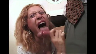 British bride drinks piss, deep anal, farts and dirty talk