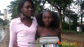 African lesbians acrobatic shower sex