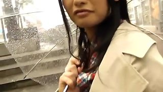 Crazy Japanese chick in Incredible Cunnilingus, Casting JAV movie