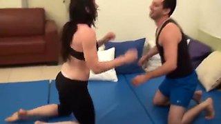 Israel Mixed Wrestling