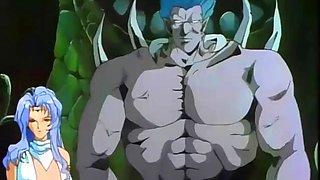 Injuu gakuen ex (la blue ex) #3 hentai anime unc. (1996)