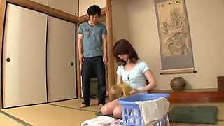 Horny Japanese whore Tsubaki Katou in Hottest Small Tits, 69 JAV movie