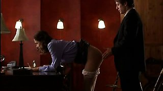 Maggie Gyllenhaal first seen masturbating to orgasm while