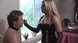 Mistress - Face slaps