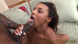 Sexy Nurse with round ass got BBC in wet Pussy
