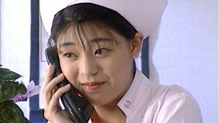 Eri Ueno nurse is fucked on hospital bed - More at hotajp.com