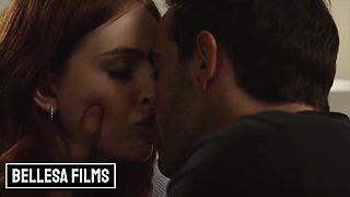 Bellesa - Hot Redhead Maya Kendrick In A Hot Romantic Bed Fucking