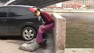 Public piss trouble