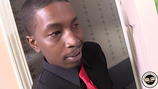 black dad and son fuck a white bitch dgs