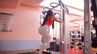 Yes!!! Fitness hot ass hot cameltoe 131