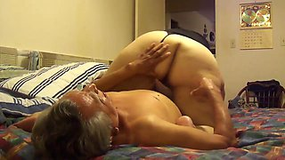 licking granny big pussy