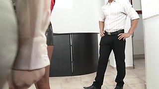 Exotic pornstars Valentina Nappi and Maria Fiori in amazing big tits, european porn clip