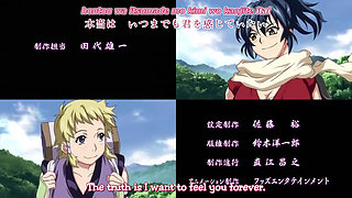 Manyuu Hikenchou Episode 1 (05/16/2016).