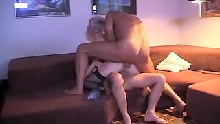 Incredible Amateur video with Shaved, Threesome scenes