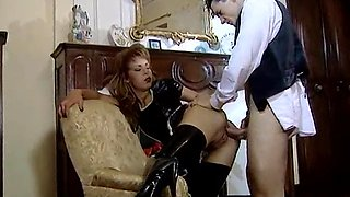 Anal with sexy maid judith bella