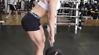 Yes!!! Exercise Hot Butt Cameltoe That Is Warm 15