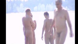 Vignettes on a nude beach 33