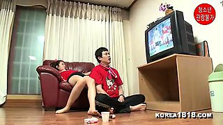 Sensuous Korean Fingering