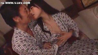 Crazy Japanese model Sho Nishino in Incredible Small Tits, Masturbation JAV scene
