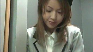 Hottest Japanese chick Hikari Kisugi, Sora Aoi, Milk Ichigo in Amazing Couple JAV movie