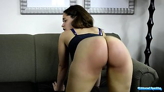 Journey - A Spanking Relationship - with Mackenzie Reed