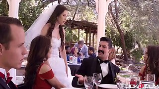 adria rae, ashley anderson in wedding belles scene 4