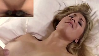 BIG TITS college girl HOMEMADE SEX 1