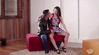 PINUP SEX - Hungarian beauty Anita Bellini hot sex