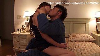 Horny Japanese girl Yuna Shiina in Exotic big tits, cougar JAV clip
