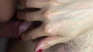 husband let wife to be fucked and licked stranger