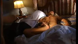 Italian vintage scene with ass-to-mouth