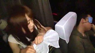 Incredible Japanese model Hinano Harumiya, Ryoka Yuzuki, Yuuka Konomi in Best Doggy Style, Bus JAV movie