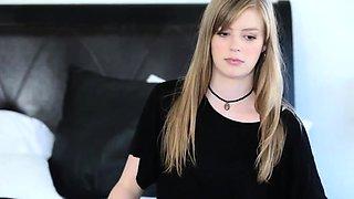 Sex in brutal anal teen and hot blonde masturbates kitchen D