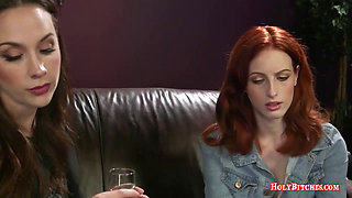 HolyBitches - A Student Becomes Her Teacher's Slave