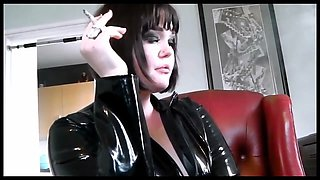 You are my whore of ashtray slave dominatrix humiliation
