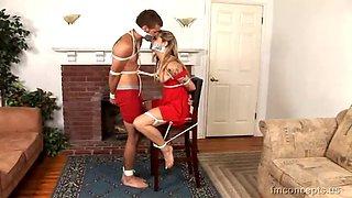 bound couple