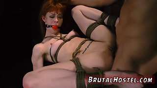 Slave gets punished by mistress Sexy young girls Alexa Nova and Kendall Woods take a
