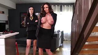 CC & Dixie Office fetish