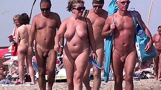 Sex in the dunes. Part 1.