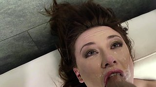 HER LIMIT - Rough anal fuck with beautiful Russian babe