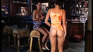 Bar female boss to have sex in bar 1 - More On HDMilfCam com